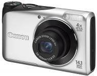 �������� ����������� Canon PowerShot A2200 Silver (941B018)