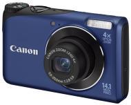 �������� ����������� Canon PowerShot A2200 Blue (4942B018)