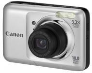 Цифровой фотоаппарат Canon PowerShot A800 Silver (5027B023)