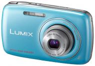 Цифровой фотоаппарат Panasonic LUMIX DMC-S1 Blue