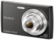 Цифровой фотоаппарат Sony Cyber-shot DSC-W510 Black (DSCW510B.CEE2)