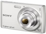 �������� ����������� Sony Cyber-shot DSC-W510 Silver (DSCW510S.CEE2)
