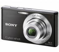 Цифровой фотоаппарат Sony Cyber-shot DSC-W530 Black (DSCW530B.CEE2)