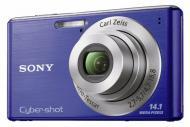 Цифровой фотоаппарат Sony Cyber-shot DSC-W530 Blue (DSCW530L.CEE2)
