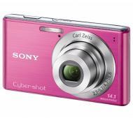 �������� ����������� Sony Cyber-shot DSC-W530 Pink (DSCW530P.CEE2)