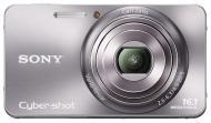 Цифровой фотоаппарат Sony Cyber-shot DSC-W570 Silver (DSCW570S.CEE2)