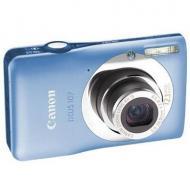 Цифровой фотоаппарат Canon DIGITAL IXUS 107 IS Blue (4341B001)