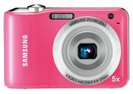 Цифровой фотоаппарат Samsung ES30 Pink