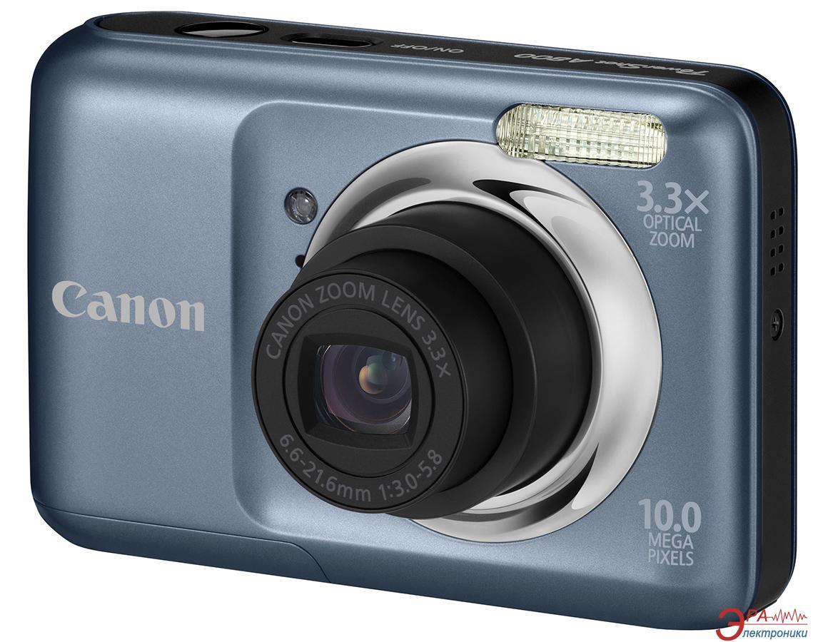 Цифровой фотоаппарат Canon PowerShot A800 Grey