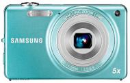 Цифровой фотоаппарат Samsung ST65 Blue