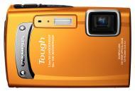 Цифровой фотоаппарат Olympus TG-310 Orange