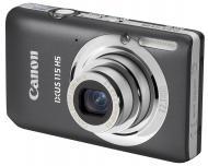 Цифровой фотоаппарат Canon IXUS 115 HS Grey (4933B023)