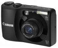 Цифровой фотоаппарат Canon PowerShot A1200 Black (5032B018)