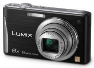 Цифровой фотоаппарат Panasonic LUMIX DMC-FS37 Black (DMC-FS37EE-K)