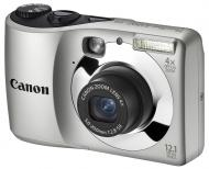 Цифровой фотоаппарат Canon PowerShot A1200 Silver