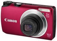 �������� ����������� Canon PowerShot A3300 IS Red