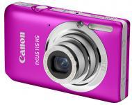 Цифровой фотоаппарат Canon IXUS 115 HS Pink (4931B014)