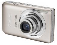 Цифровой фотоаппарат Canon IXUS 115 HS Silver (4929B014)