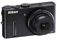 Цифровой фотоаппарат Nikon COOLPIX P300 Black (VMA760E1)