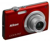 �������� ����������� Nikon COOLPIX S2500 Red (VMA782E1)