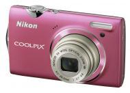 �������� ����������� Nikon COOLPIX S5100 Pink (VMA643E1)