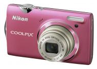 Цифровой фотоаппарат Nikon COOLPIX S5100 Pink (VMA643E1)