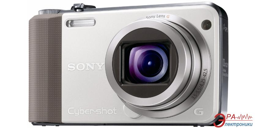 Цифровой фотоаппарат Sony Cyber-shot DSC-HX7V White (DSC-HX7VW.CEE2)