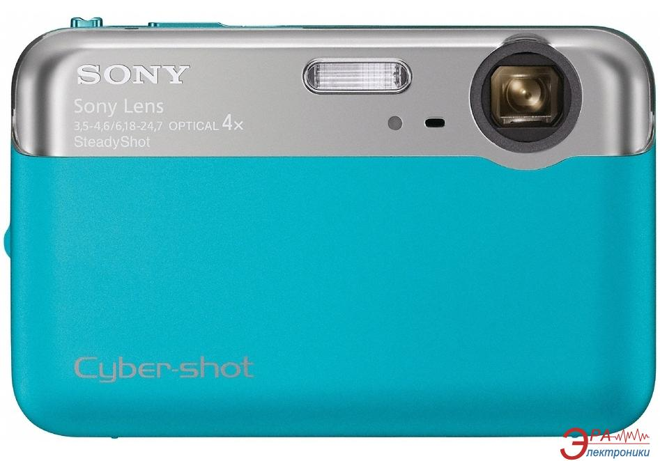 Цифровой фотоаппарат Sony Cyber-shot DSC-J10 Blue (DSCJ10L.CEE2)
