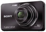 Цифровой фотоаппарат Sony Cyber-shot DSC-W580 Black (DSCW580B.CEE2)