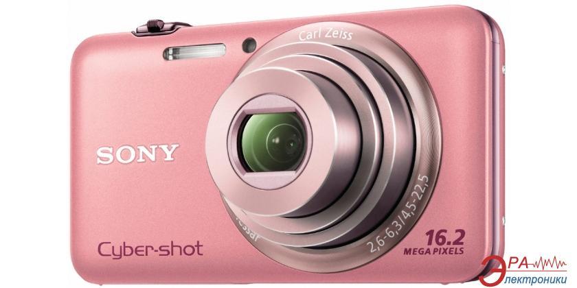 Цифровой фотоаппарат Sony Cyber-shot DSC-WX7 Pink (DSCWX7P.CEE2)