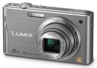 Цифровой фотоаппарат Panasonic LUMIX DMC-FS37 Silver (DMC-FS37EE-S)