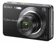�������� ����������� Sony Cyber-shot DSC-W120 Black (DSC-W120B)