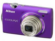 Цифровой фотоаппарат Nikon COOLPIX S5100 Purple