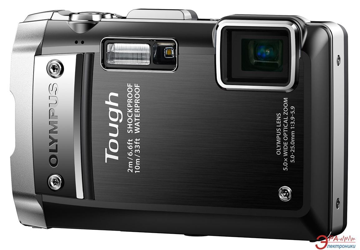Цифровой фотоаппарат Olympus TG-810 Black (N4298892)