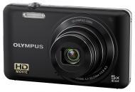 Цифровой фотоаппарат Olympus VG-130 Black (N4296492)
