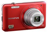 Цифровой фотоаппарат Olympus VG-130 Red (N4296592)