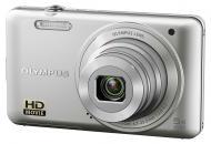 Цифровой фотоаппарат Olympus VG-130 Silver (N4296392)