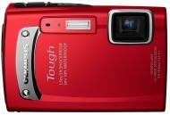 Цифровой фотоаппарат Olympus TG-310 Red