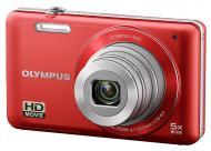 Цифровой фотоаппарат Olympus VG-120 Red