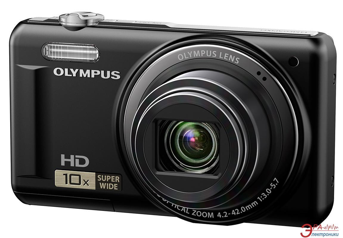Цифровой фотоаппарат Olympus VR-310 Black
