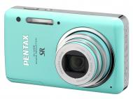 Цифровой фотоаппарат Pentax Optio S1 Green (15937)