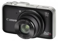 Цифровой фотоаппарат Canon PowerShot SX230 HS Black