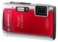 Цифровой фотоаппарат Olympus TG-610 Red