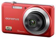 Цифровой фотоаппарат Olympus VG-110 Red