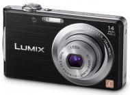 Цифровой фотоаппарат Panasonic LUMIX DMC-FS16 Black (DMC-FS16EE-K)