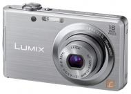 Цифровой фотоаппарат Panasonic LUMIX DMC-FS18 Silver (DMC-FS18EE-S)