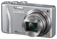 Цифровой фотоаппарат Panasonic LUMIX DMC-TZ18 Silver (DMC-TZ18EE-S)