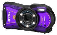 Цифровой фотоаппарат Pentax Optio WG-1 Purple (16942)