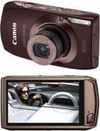 Цифровой фотоаппарат Canon IXUS 310 HS Brown (5134B012)