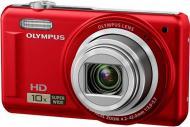 Цифровой фотоаппарат Olympus VR-310 Red